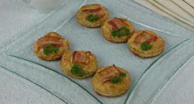 Сырные тосты