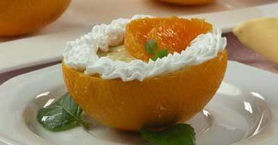 Апельсиновый сюрприз