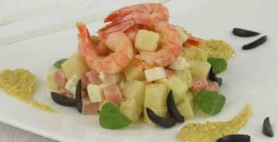 Салат прибалтийский