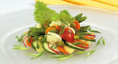 Салат ассорти овощной
