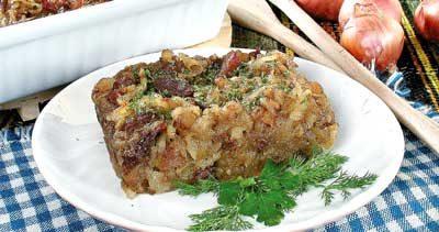 Драчена картофельная со свининой