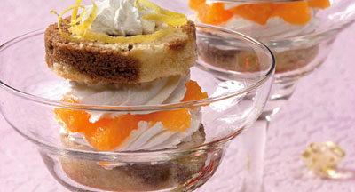 Десерт фруктовый
