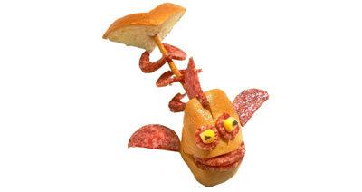 "Бутерброд ""Рыба"""